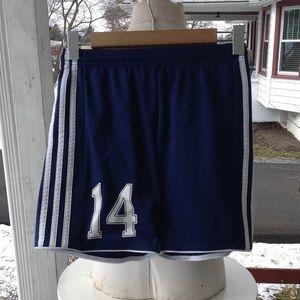 Boys Adidas Shorts.
